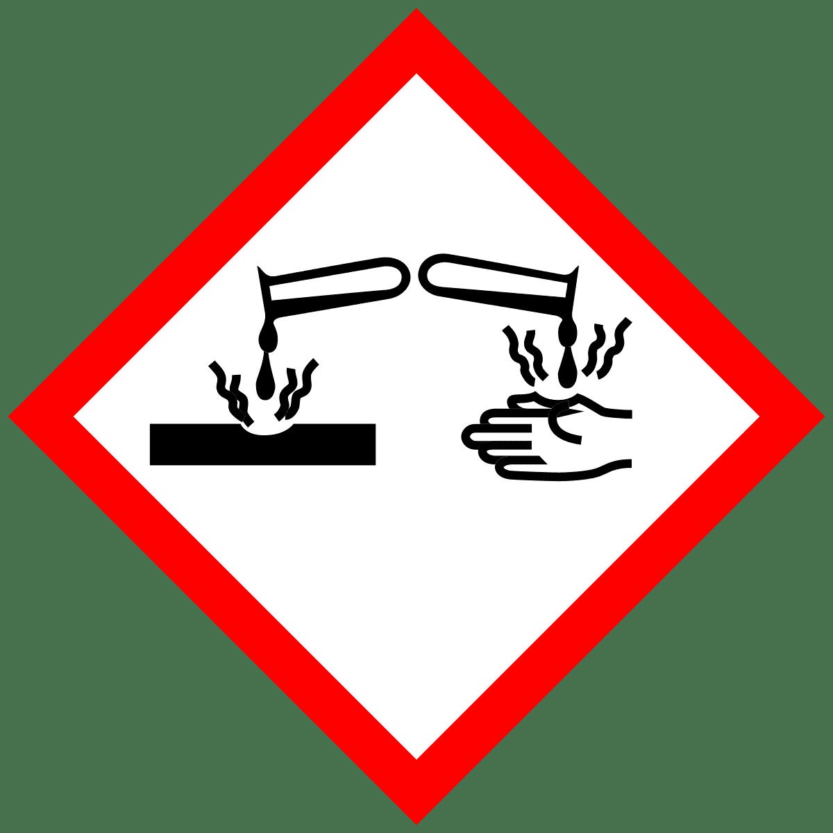 Bijtend of corrosief