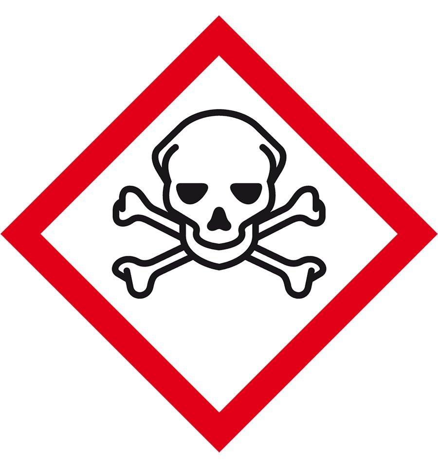 Zeer giftig, giftig