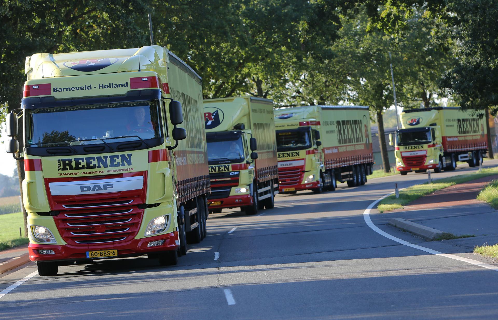 van Reenen Transport - VCA cursus - in1keerVCA.nl